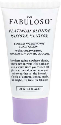 EVO FABULOSO platinum blonde  30ml -40%